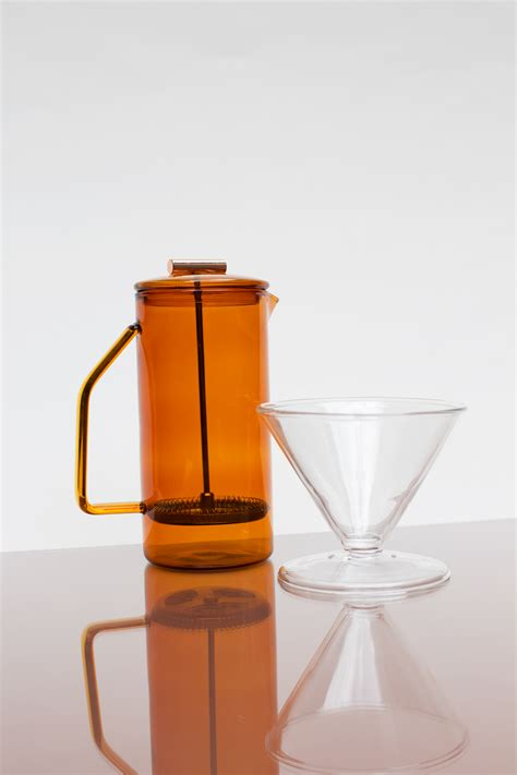 milk design on coffee glass coffee accessories from yield design milk