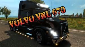 Volvo Parts America American Truck Volvo Vnl 670 Ets 2 Mods