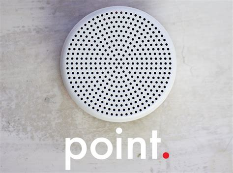 point home security solution listens and senses the the