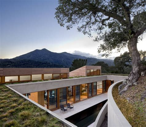 turnbull architects kentfield hillside residence turnbull griffin haesloop