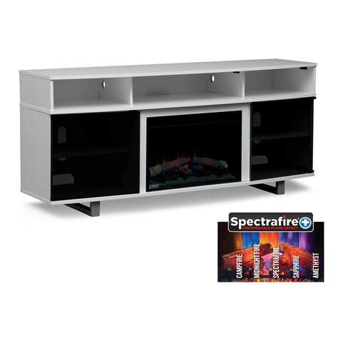 white fireplace tv stand pacer 72 quot traditional fireplace tv stand white value