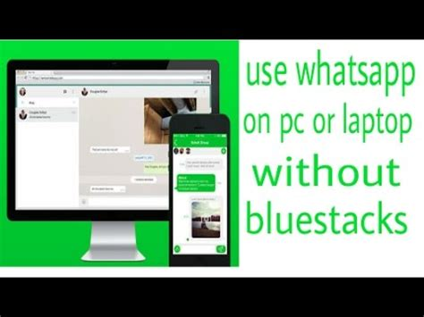 tutorial whatsapp pc bluestacks how to use whatsapp on pc or laptop step by step tutorial
