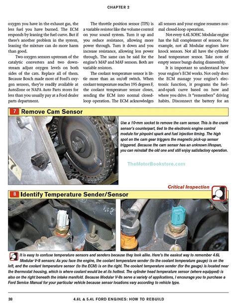ford 5 4 rebuilt engine ford 4 6l rebuild procedures how to rebuild 4 6 5 4 liter