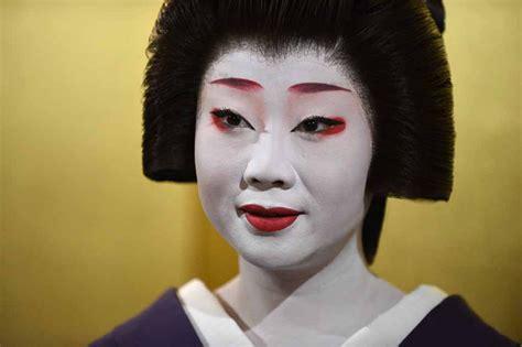 Geisha Get It by With A Geisha Correspondent