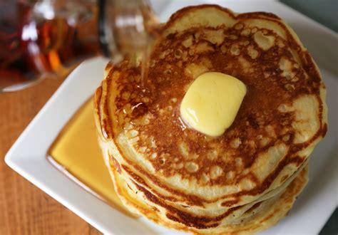 Handmade Breakfast - buttermilk pancake recipe popsugar food