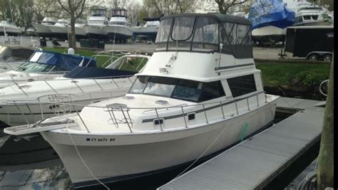 boats for sale in chester ct 1987 mainship 36 sedan power boat for sale www