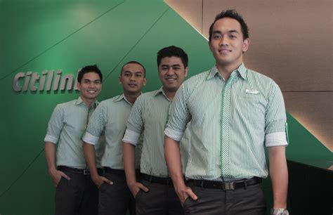 citilink uniform gagahnya seragam baru pramugara citilink