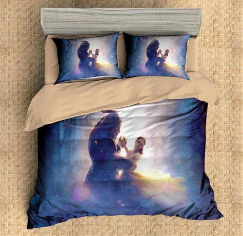 beauty and the beast bedding 3d customize guardians of the galaxy bedding set duvet