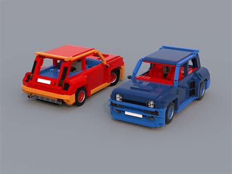 renault lego lego ideas renault 5 turbo rc