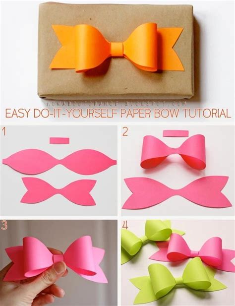 how to make gift wrapping bows out of ribbon best out of waste 8 diy gift wrapping ideas http