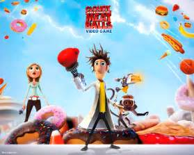hd cloudy chance meatballs wallpapers download