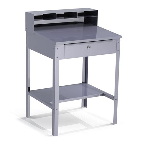 Desk For Shop Desks Material Handling Mh40 Shop Desk Steel Powder
