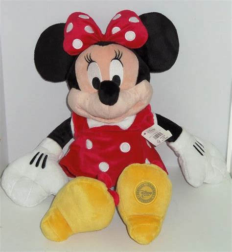 Minnie Original From Disney Store Japan disney store minnie mouse polka dot dress plush exclusive original nwt disney