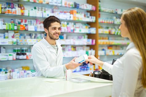 Can I Apply To Mba With Only Pharmd by Shutterstock 530265058 Experienced Pharmacist Counseling