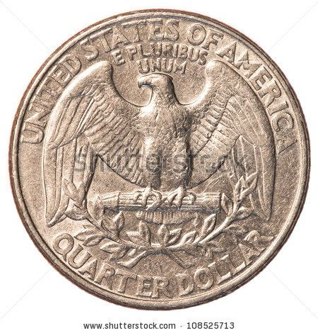 The American Quester Quarter Coin Stock Photos Images Pictures
