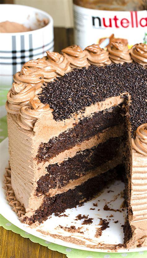 nutella cake king kullen