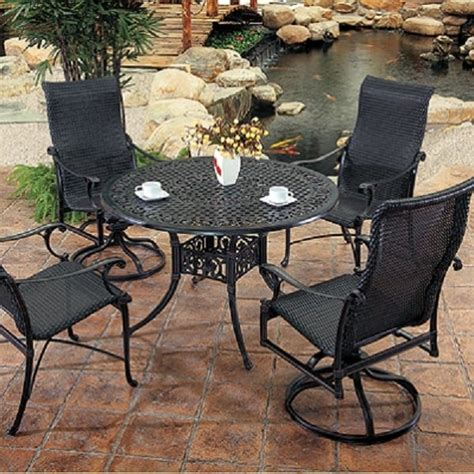 woven patio furniture michigan woven