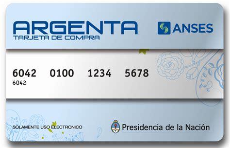 tarjeta argenta 2016 la anses introdujo cambios en la tarjeta argenta notife