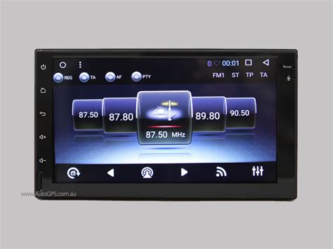 android din unit android din unit with bluetooth mp3 gps satnav system