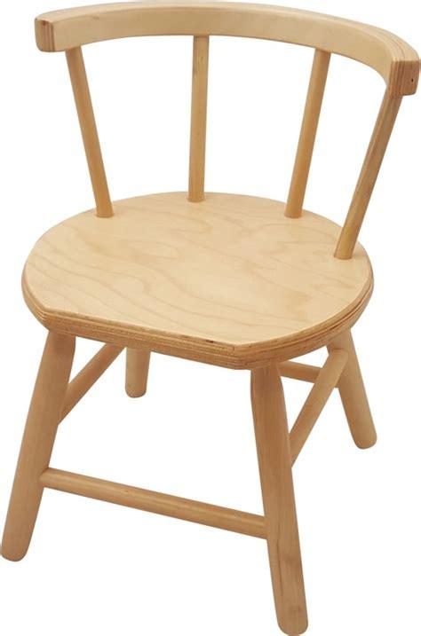 houten stoel voor kind bol playwood houten stoel voor kinderen met