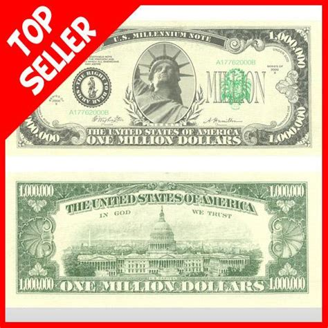 printable fake money looks real 25 million dollar bills very real looking fake money ebay