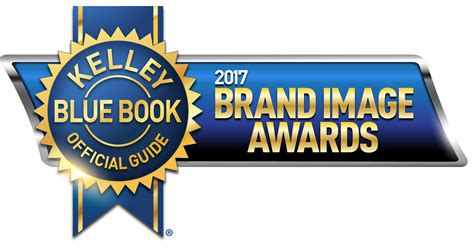 kelley blue book logos kelley blue book announces 2017 brand image award winners