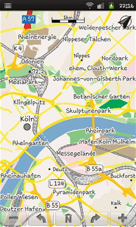 Motorrad Online Maps by Mapdroid Tourenfahrer Online