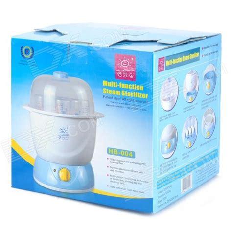 Iq Baby Multifunction Steam Sterilizer Murah hb 004 multi function steam baby bottle sterilizer white blue free shipping dealextreme