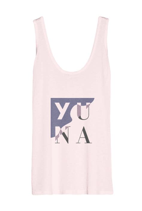 Yuna Shirt yuna merch store on district lines