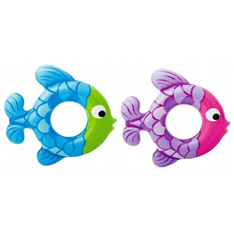 Intex Swimming Ring intex swimming ring fish shape for 3 to 6 years