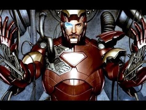 conoce al heroe villanos de iron man youtube
