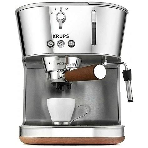 Krups Coffeemaker Espresso Combo Machines Review » The Coffee Aficionado