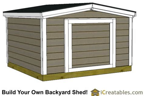 6x8 shed plans shed plans with low roof height