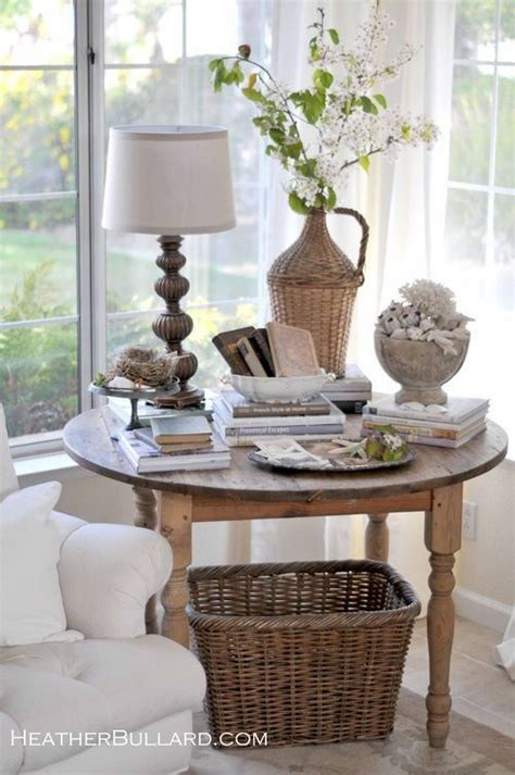 living room side table decor table decorating living room