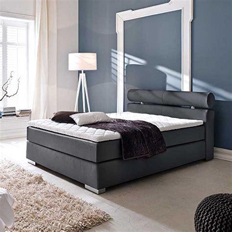 Bett Komforthöhe 120x200 by Boxspring Bett F 252 R Jugendzimmer Schwarz 3 Teilig Breite