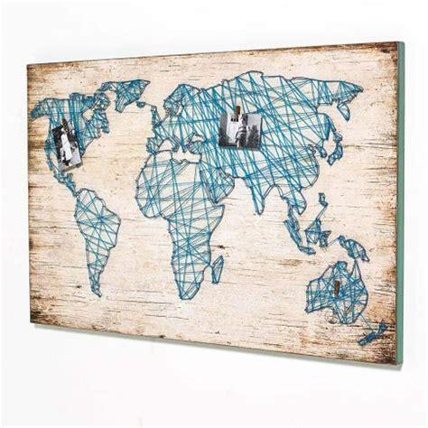 Schlafzimmer Design 3607 by Die Besten 10 Weltkarte Aus Holz Ideen Auf