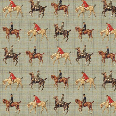 Pattern For Fabric Horse | vintage sport horses fabric by ragan on spoonflower