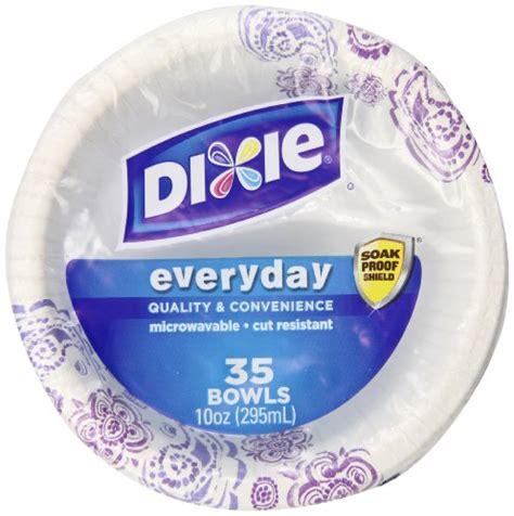 Paper Bowl 35 Oz 1000ml dixie heavy duty paper bowls 35 count 10 ounce ehouseholds