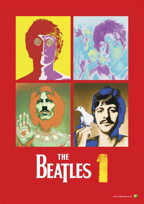 Kaos Thebeatles 1 giveaway the beatles 1 remastered cd and poster beats per minute