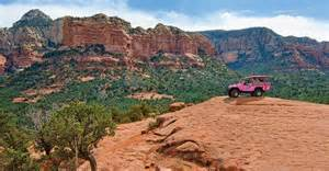 Pink Jeep Broken Arrow Tour Sedona Guided Jeep Tours Activities Pink Jeep Tours