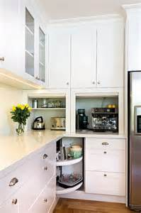 Kitchen Corner Cupboard Ideas by Best 25 Kitchen Corner Ideas On Kitchen
