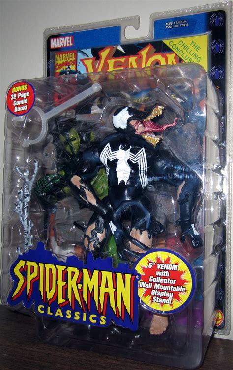 classic venom wallpaper venom classics figure spider man toy biz marvel
