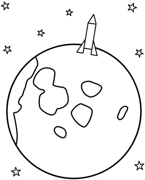 coloring page of full moon moon coloring pages full moon and half moon gianfreda net