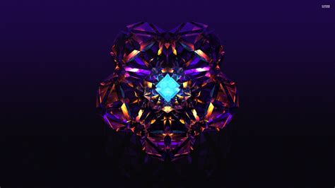 wallpaper of colorful diamonds 50 rich and colorful geometric wallpapers for your mobile
