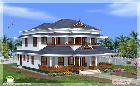 style home plans traditional kerala style home kerala home design and floor plans