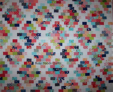 pattern for brick wall quilt busy hands quilts upcoming pattern brick cottage lane
