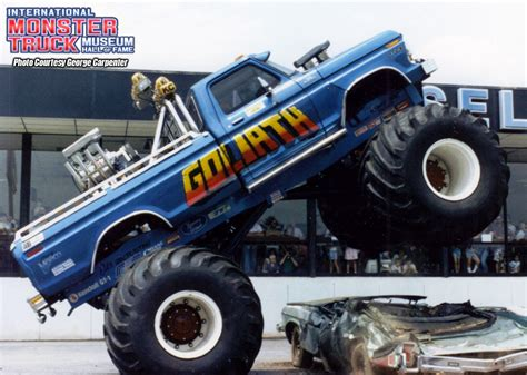 prince george monster truck photos the george carpenter collection 187 international