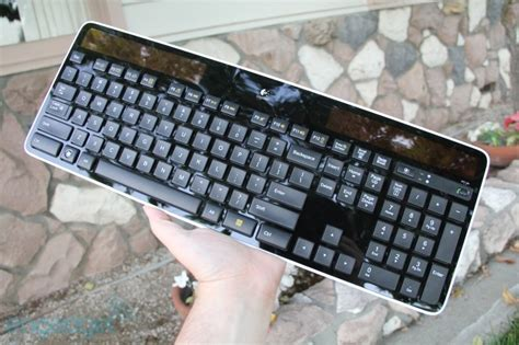Keyboard Logitech K750 logitech k750 wireless solar keyboard specs price release date details pinoytutorial