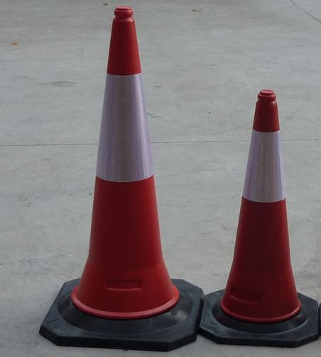 70cm rubber traffic black cone buy black cone product on alibaba