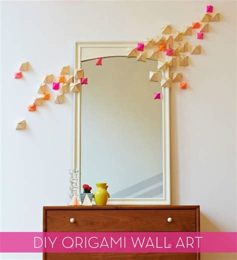 diy 3d home design 3d wall art projects decorating your small space